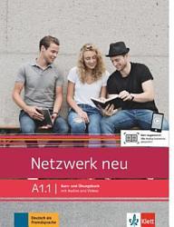 Netzwerk neu A1 1  Kurs  und   bungsbuch mit Audios und Videos PDF