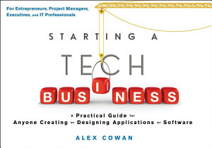 Starting a Tech Business Book