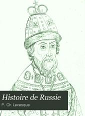 Histoire de Russie: Atlas