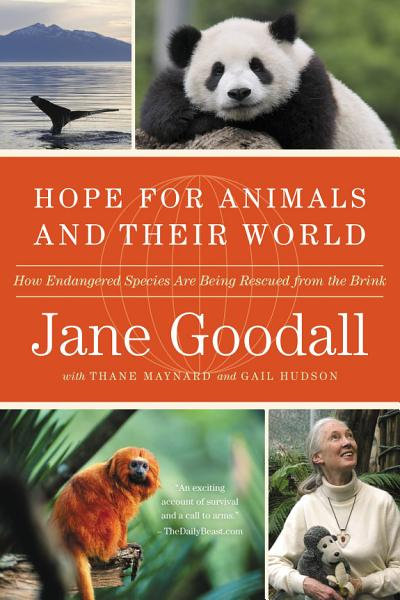 Download Hope for Animals and Their World Book