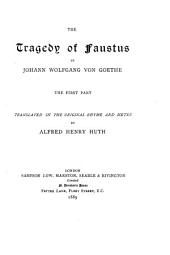 The Tragedy of Faustus: Part 1