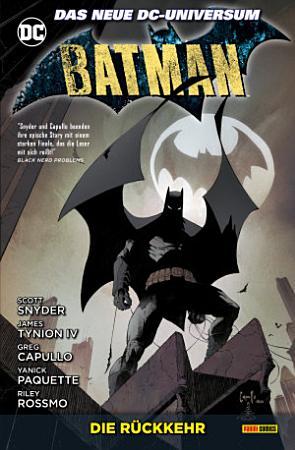 Batman   Bd  9  Die R  ckkehr PDF
