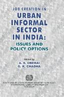 Job Creation in Urban Informal Sector in India PDF