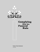 Complying with the funeral rule