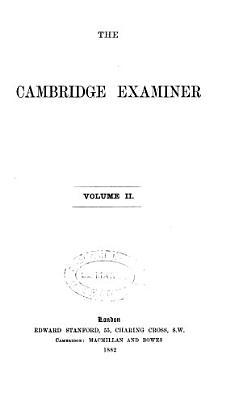 The Cambridge Examiner