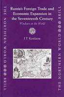 Russia s Foreign Trade and Economic Expansion in the Seventeenth Century PDF