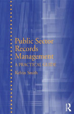Public Sector Records Management PDF