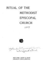 Ritual of the Methodist Episcopal Church