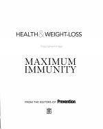 Health   Weight loss Breakthroughs 2009  Maximum immunity PDF