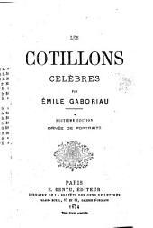Les cotillons celebres Emile Gaboriau