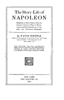 The Story life of Napoleon PDF