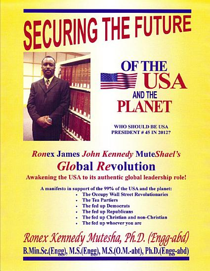 Securing the Future of the USA and the Planet PDF