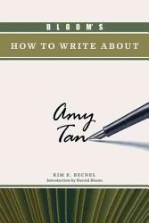 Bloom S How To Write About Amy Tan Book PDF