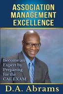 Association Management Excellence PDF