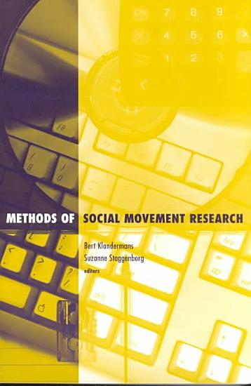 Methods of Social Movement Research PDF
