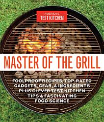 Master Of The Grill Book PDF