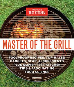 Master of the Grill Book