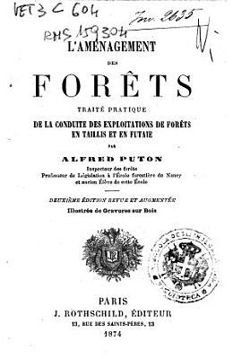 L  Amenagement Des Forets PDF