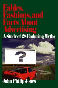 Fables  Fashions  and Facts About Advertising PDF