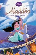 Disney Aladdin Cinestory Comic PDF