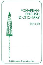 Ponapean-English Dictionary