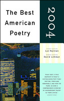 The Best American Poetry 2004 PDF