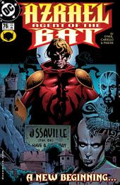 Azrael: Agent of the Bat (1994-) #76