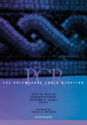 The Polymerase Chain Reaction PDF