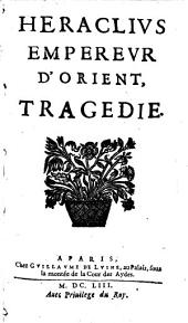 Heraclius: Tragédie