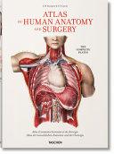 Atlas of human anatomy and surgery  Ediz  multilingue PDF