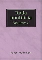 Italia pontificia