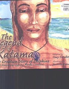 The Legend Of Katama Book