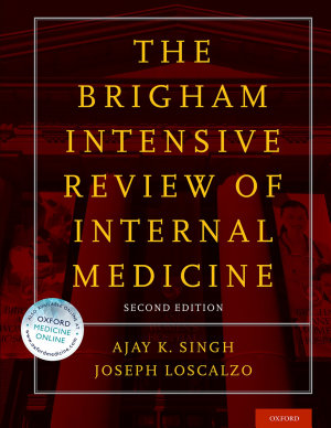 Brigham Intensive Review of Internal Medicine PDF