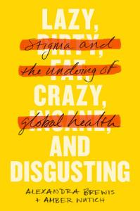 Lazy  Crazy  and Disgusting Book