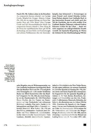 Aus dem Antiquariat PDF