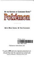 Pokemon PDF