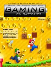 Gaming on Batteries Issue 002: If it is battery powered, we will cover it