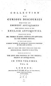 Collection of curious discourses: Volume 2