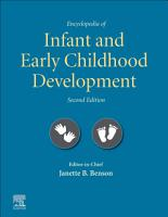 Encyclopedia of Infant and Early Childhood Development PDF