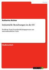 Industrielle Beziehungen in der EU PDF