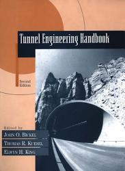 Tunnel Engineering Handbook PDF