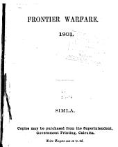 Frontier Warfare: 1901. Simla