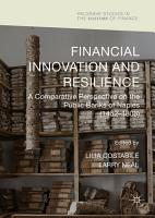 Financial Innovation and Resilience PDF