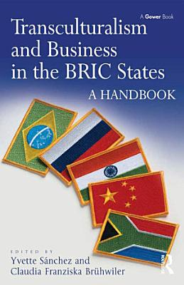 Transculturalism and Business in the BRIC States