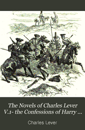 The novels of Charles Lever: Volume 24