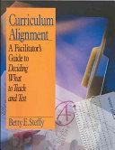Curriculum Alignment Kit