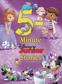 Disney Junior 5 Minute Disney Junior Stories PDF
