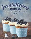 Frostalicious Recipe Book PDF