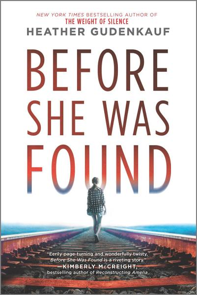 Download Before She Was Found Book