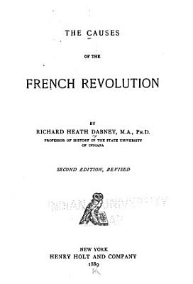 The Causes of the French Revolution PDF